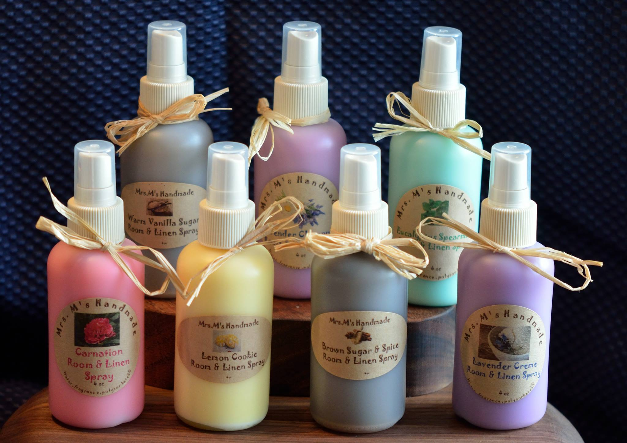 Room & Linen Sprays: Influencing Mood And Stirring Up Memories